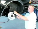change brakes - Let the pros show you how to change the brake pads in your car.