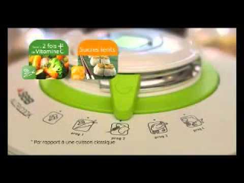 Cocotte minute nouvelle génération Nutricook de SEB - Mathon.fr