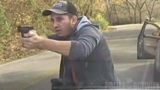 Nonton Dashcam Captures Intense Police Shootout In Tontitown  Arkansas Film Subtitle Indonesia Streaming Movie Download