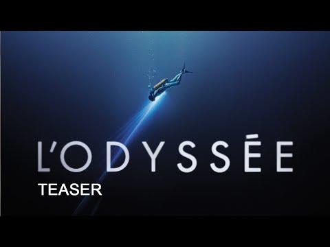 L'Odyssée - Teaser - Au cinéma le 12 octobre