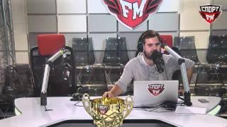 Олег Корнаухов в гостях у Спорт FM