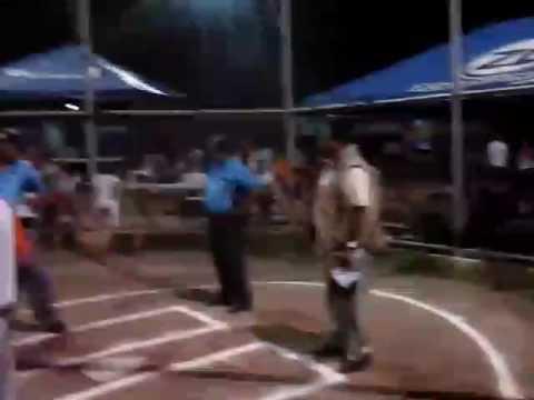 HABLEMOS DE SOFTBOL/desde la zona deportiva maestro de seremonia rene chavarria