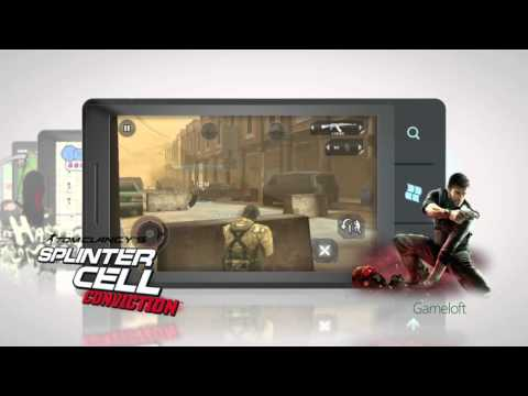 E3 2011: Windows Phone 7 Games Montage