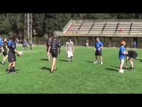 Watch video Síndrome de Down: I Jornada de Rugby inclusivo