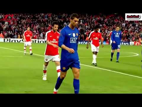 Arsenal vs Manchester United 1-3 - UCL Full Highlights