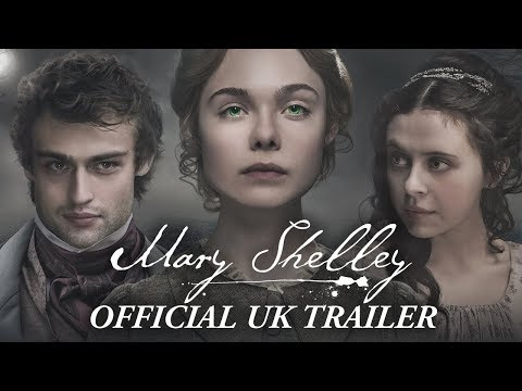 Mary Shelley | Official UK Trailer | Curzon