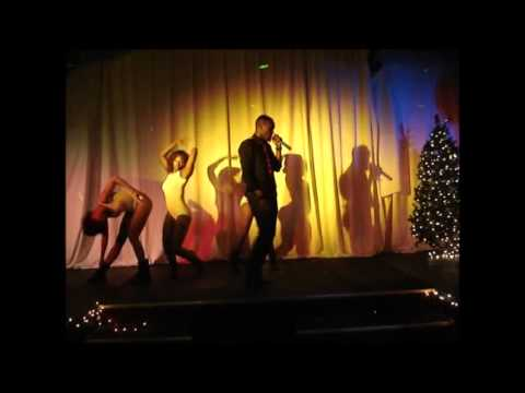 Jamai Kelly Rowland Motivation Live at Christmas Party