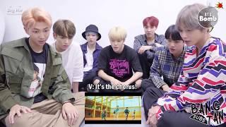 [ENG] 170920 [BANGTAN BOMB] BTS 'DNA' MV REAL reaction @6:00PM (170918) - BTS (방탄소년단)