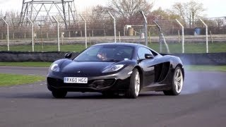 Living With The Mclaren Mp4-12c - Chris Harris On Cars