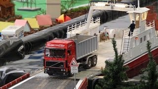RC Truck Ferry - Erlebniswelt Modellbau Kassel 2014