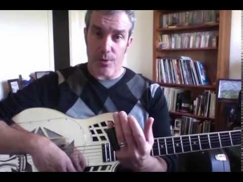 Slide Guitar 101: Scales for Playing Melodies In Open D