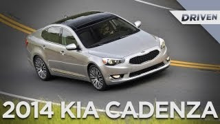 2014 Kia Cadenza Reviewed! - TechnoBuffalo Driven
