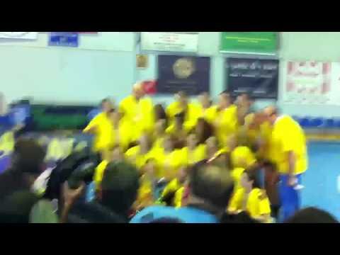 Αφιέρωμα στις Νταμπλούχες Α1 Handball 2015