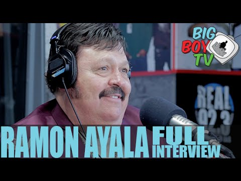 Ramon Ayala Talks About Tequila, Joan Sebastian, And More! (Full Interview)   BigBoyTV
