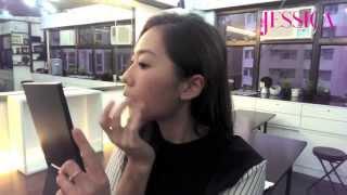 旭茉JESSICA 2013年12月號 - 化妝師 Percy Fan 型格韓妝示範
