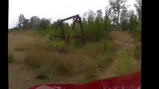 5. Mule Pro FXT on Greeson's Test Track