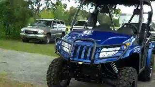 10. ARCTIC CAT PROWLER 550 XT Gainesville Fl 1-866-371-2255 near Lake City Starke Ocala FL