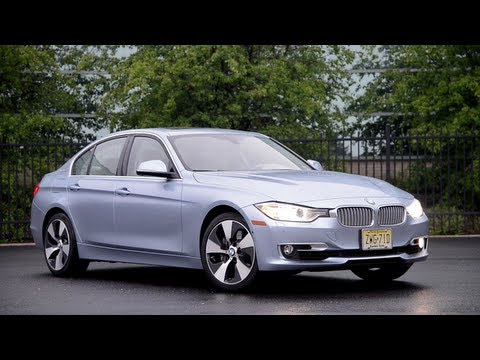 2013 BMW ActiveHybrid3 – WINDING ROAD POV Test Drive