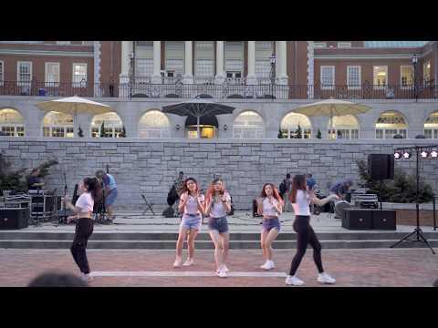 【 2019 Fall WFU World Cultural Festival Performance-ICY-Fiance-Fancy 】