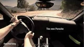2012 Porsche 911 - Teaser 01