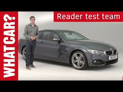 bmw - The BMW 4 Series is the company's latest two-door coupe. What Car? readers took an early exclusive look at the new car. Read more about the 4 Series: http://...