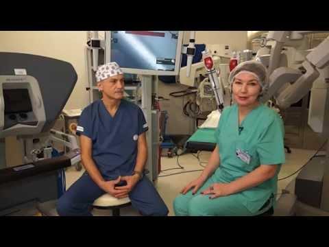 Роботизированная хирургия в Турции. Компас здоровья № 4.