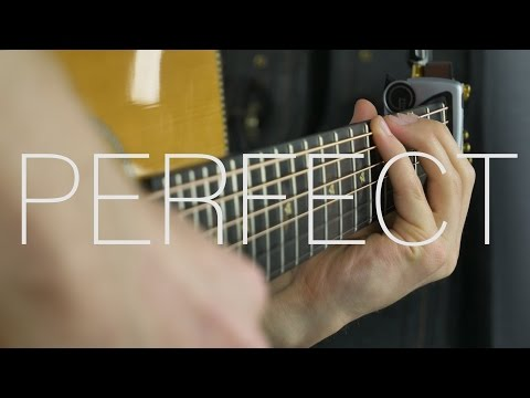 Ed Sheeran - Perfect - Fingerstyle Guitar Cover by James Bartholomew