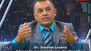 Participação do Advogado Jonatas Lucena no Fala que eu Te Esculto - TV Record