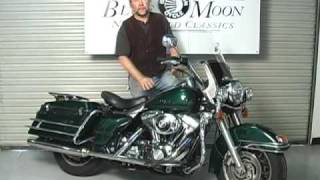 10. 2006 Harley-Davidson Road King Police Special