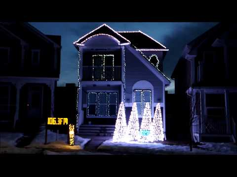 2018 12 Days of Christmas - Straight No Chaser Christmas lights.