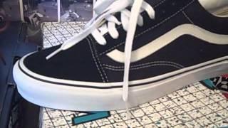 vans old skool sneakers review