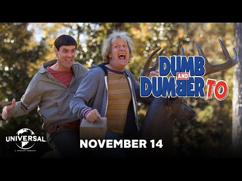 Jeff Daniels and Jim Carrey Hit the Road in a New Dumb and Dumber To