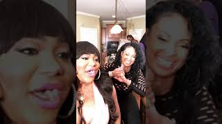 Ts Madison The Queens Supreme Court AFTERSHOW WTiffany Foxx 92418