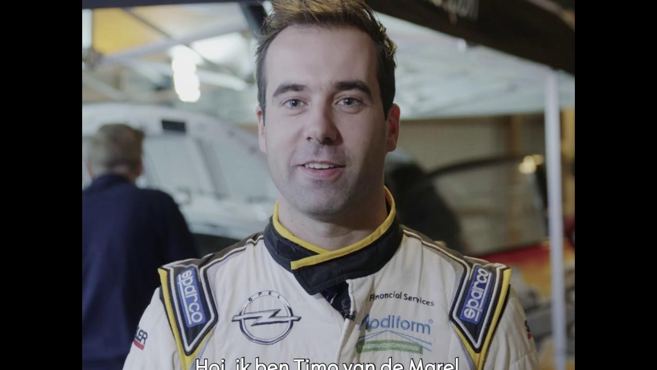 Opel motorsport   Studenten campagne