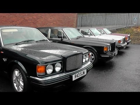 Rolls Royce & Bentley gathering 23/03/14