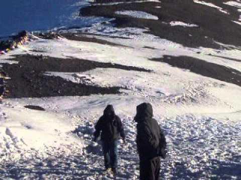 Annapurna circuit trek (thorong la pass 5416m.)