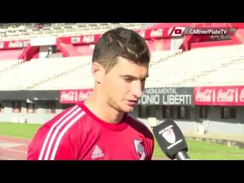 Lucas Alario y la convocatoria a la Selección Argentina