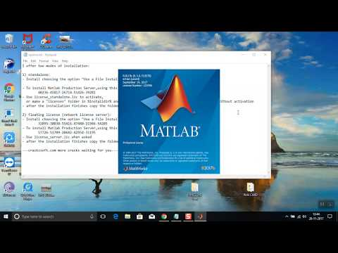 How To Install / Remove Error in Mathworks MATLAB 2017 (R2017b)