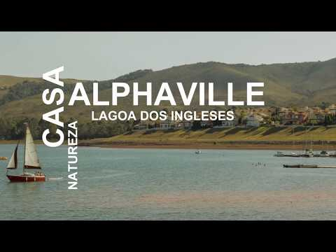 Casa em condomínio - Alphaville - Lagoa Dos Ingleses - Nova Lima - R$  2.390.000,00