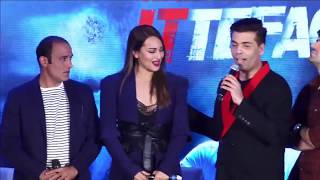 Press Conference with Team Ittefaq | Shah Rukh Khan, Karan Johar, Sidharth, Sonakshi, Akshaye