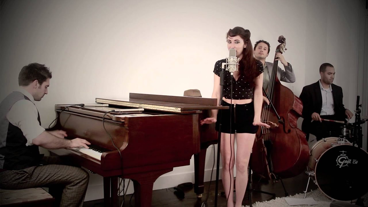 Call Me Maybe – Vintage Carly Rae Jepsen Cover [The Original Video]