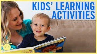 Cara Kreatif Mengajarkan Anak Belajar