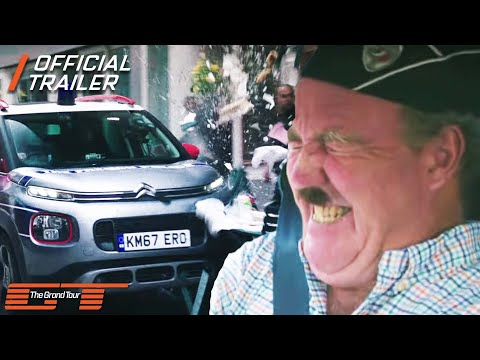 The Grand Tour: Series 3, Episode 9 Trailer