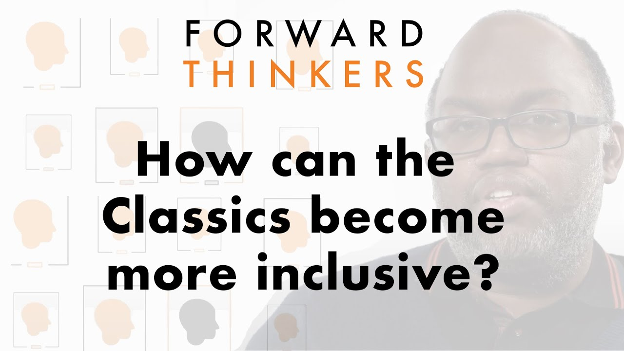 Forward Thinker Dan-el Padilla Peralta on redefining the classics to be more inclusive