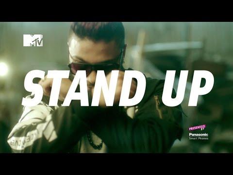 Stand Up | Panasonic Mobile MTV Spoken Word | Manj