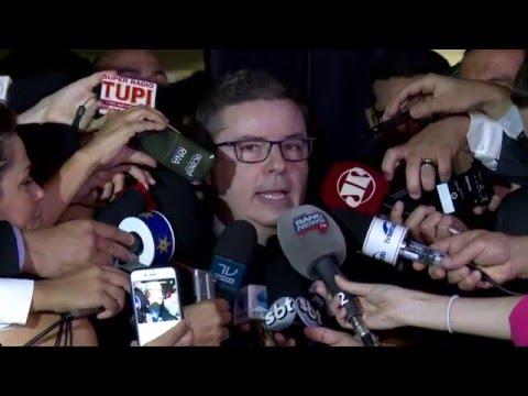 Senador Antonio Anastasia é eleito relator da Comissão Especial do Impeachment