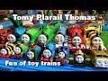 きかんしゃトーマスのプラレールシリーズ Tomy Plarail Thomas ,toy trains
