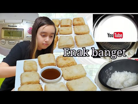 Membuat Uli Jadah dengan Rice cooker tanpa ribet. Blesteran Suka banget.