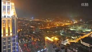 Zhongshan China  city photo : Fantastic Time-Lapse Video of Zhongshan City, Guangdong Province, China (Day & Night)