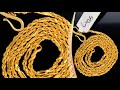 New Gold Chain Necklaces Designs 22k  HD